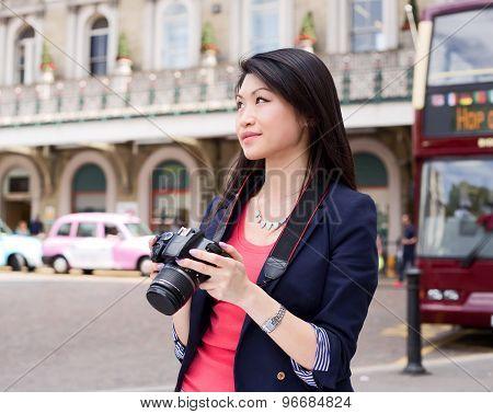 tourist