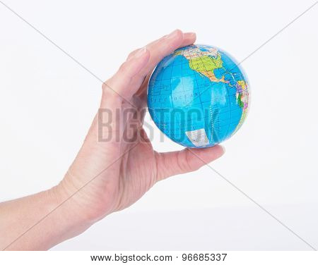 Mini World Globe