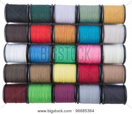 Colorful Spool Set