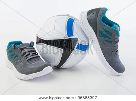 Soccerball  Running Shoes