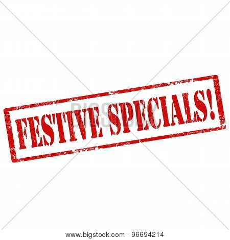Festive Specials