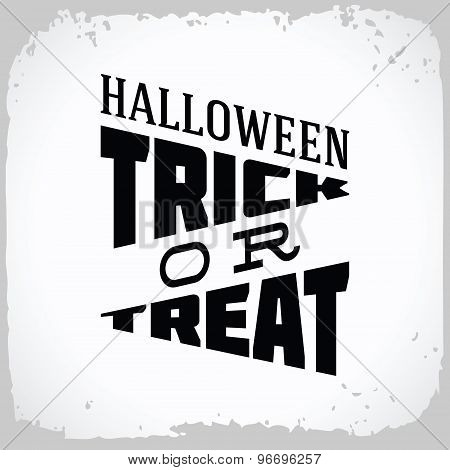 Halloween Trick Or Treat.eps