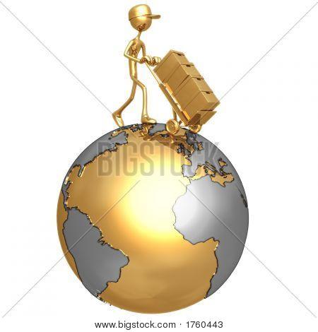 Entrega global