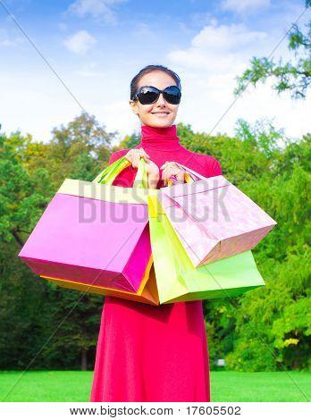 Happiness Customer Shopping