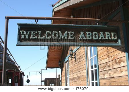 Welcome Aboard