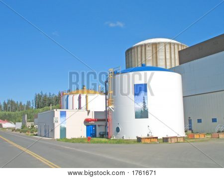 Storage Tanks And Outbuildings