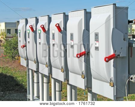 outdoor power switch units at washington public power supply system wppss or whoops near. Black Bedroom Furniture Sets. Home Design Ideas