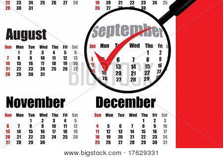 September Plan