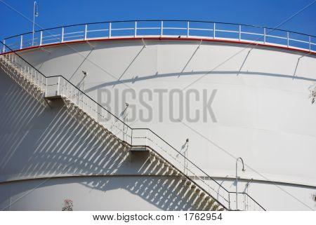 Stair At Tank