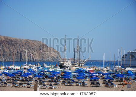 Playa De Los Christianos