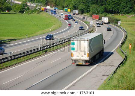 Traffic Uphill