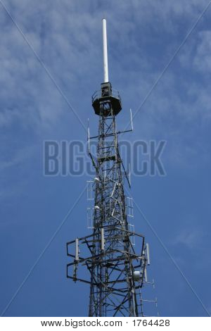 Tall Communication Tower