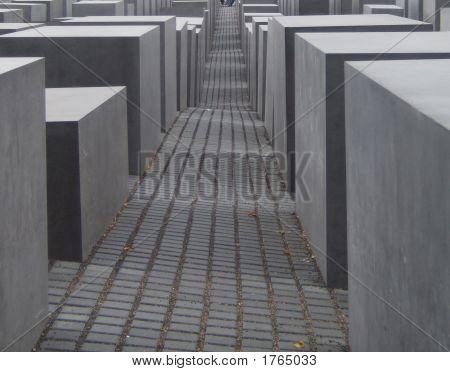 Berlin Holocaust Memorial 2