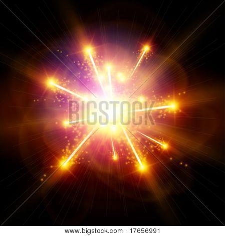 Explosion / Big Bang
