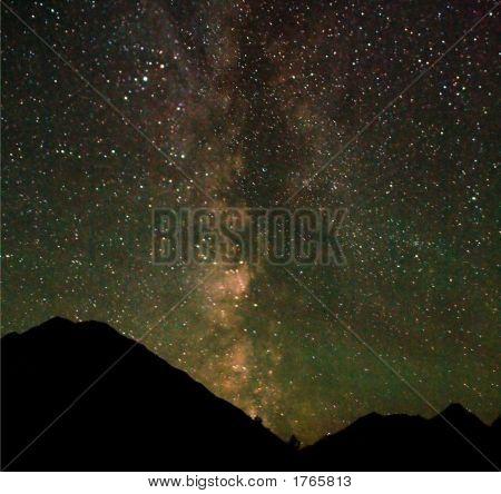 Die burjatisch-Stars