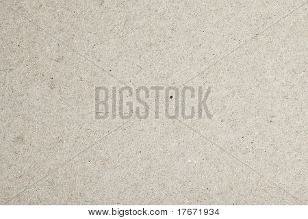 extreme closeup of a grey cardboard texture