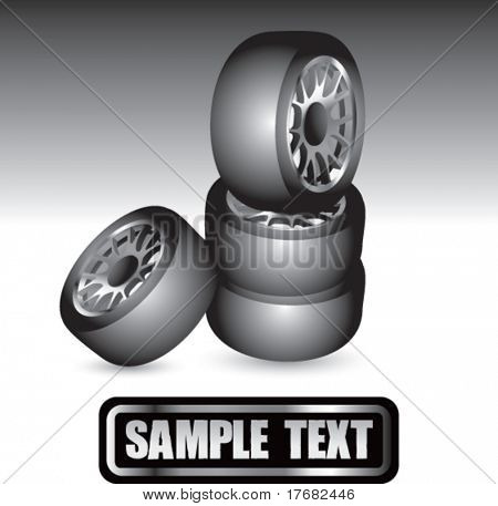 tires on nameplate