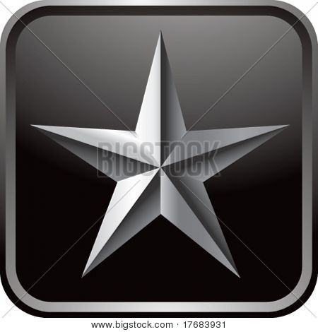silver star on web button