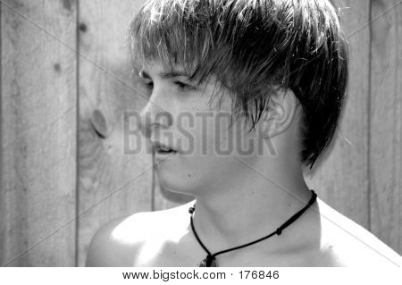 Cute Teenage Boy | Stock photo. download preview; add to cart