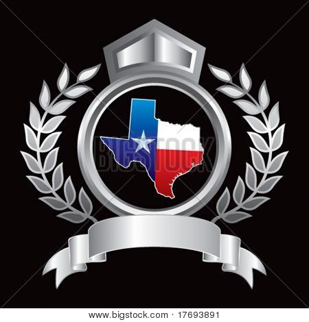 texas lonestar state on royal crest