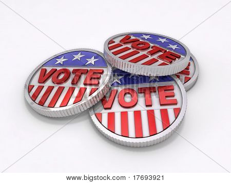 Voting Coins