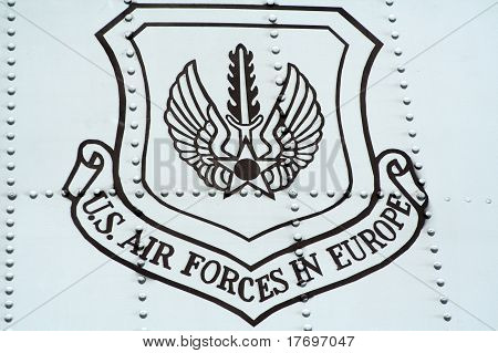 US Air Force badge