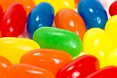 stock photo of jelly beans  - candy - JPG