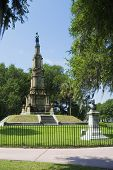 Confederate Monument poster