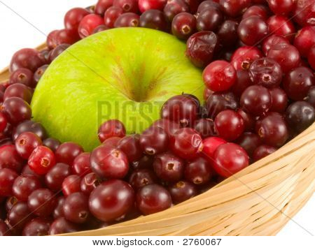 Cranberry And Apple
