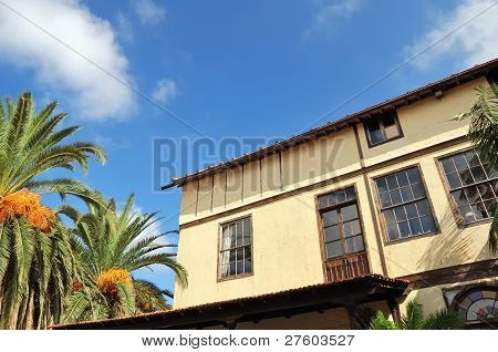Tropical Spanish Architecture