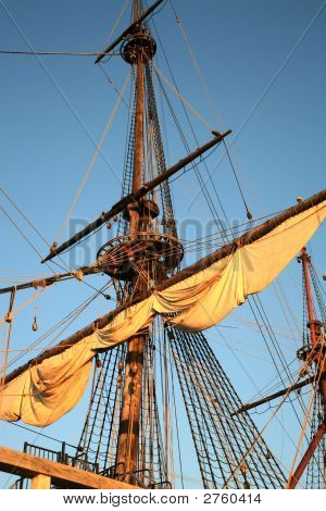 Sail - Old Ship Batavia