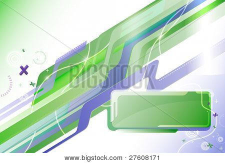 abstract Vector Background für Ihr design