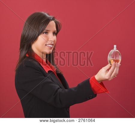Offering A Perfume