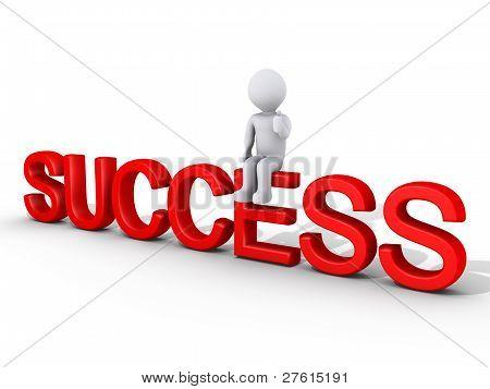 Sitting On Success