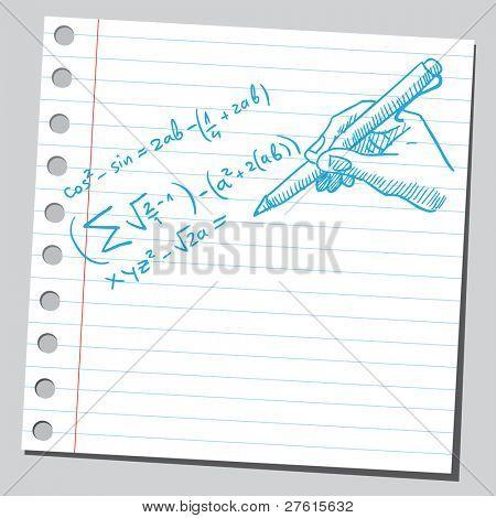 Writing equation