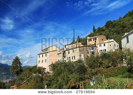 Camogli San Rocco, Italy