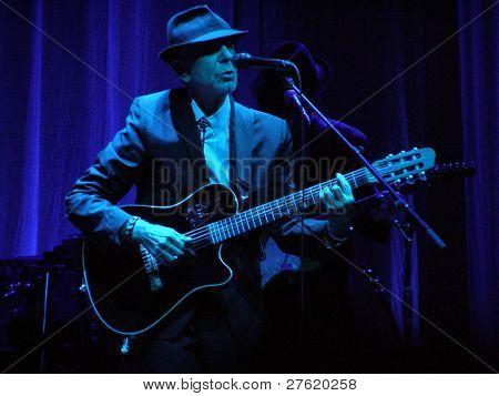 Leonard Cohen - Florence 2010