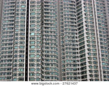 skyscraper in hongkong