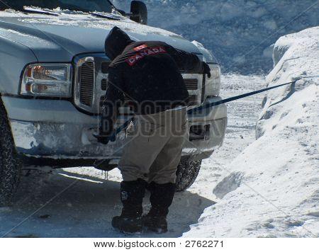 Homemade Snow Plow