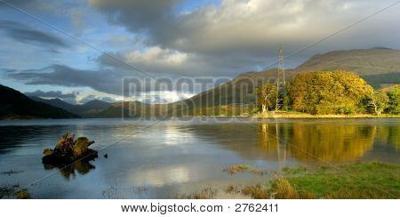 Loch Etive, Scottish Highlands