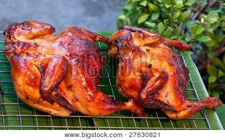 Two Delicious Grilled Chicken
