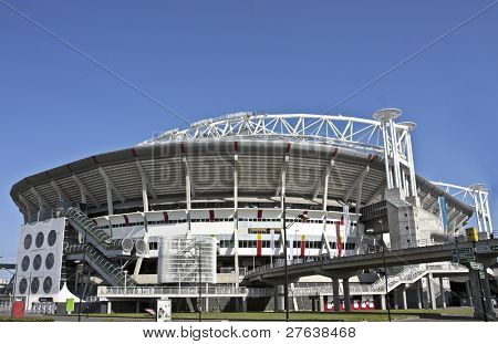 Arena Football Stadion in Amsterdam Netherlands