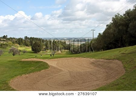 Golfcourse in Portugal