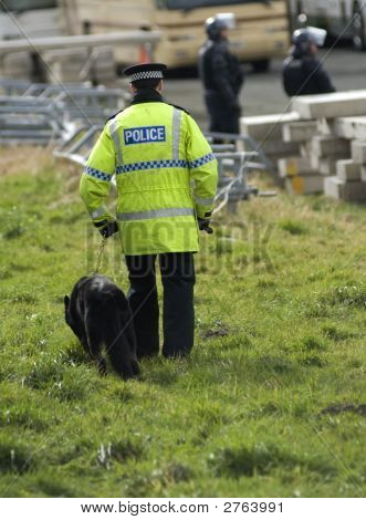 Uk Police Officer