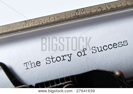 Historia de éxito