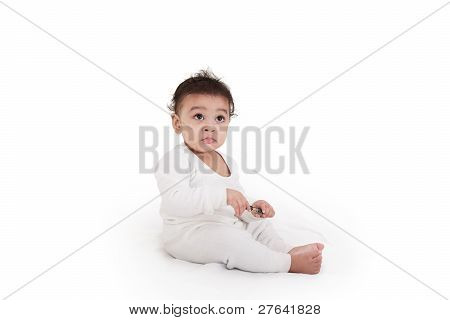 Indian Adorable baby