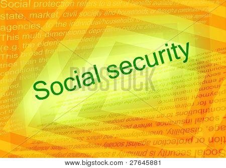 Social Security Text