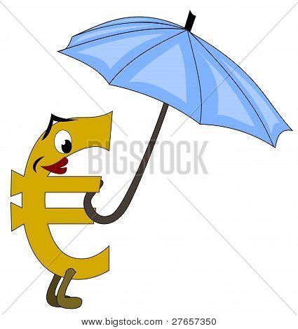 Euro protective umbrella