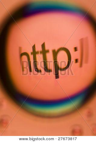 Symbols of internet