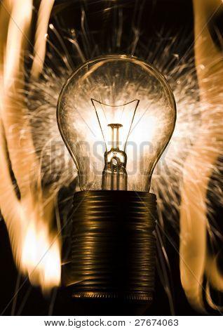 Lampe Licht